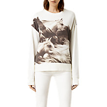 Buy AllSaints Equidae Ita Sweatshirt Online at johnlewis.com