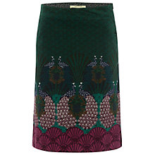 Buy White Stuff Overcome Peacock Skirt, Decadent Online at johnlewis.com