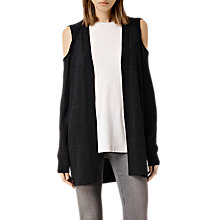 Buy AllSaints Wool Neri Cardigan Online at johnlewis.com