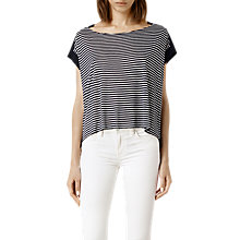 Buy AllSaints Pina Bar T-Shirt Online at johnlewis.com