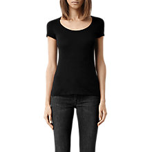 Buy AllSaints Stam T-Shirt Online at johnlewis.com