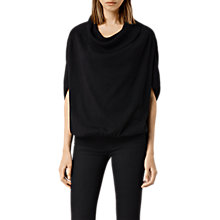 Buy AllSaints Elis Cowl Jumper Online at johnlewis.com