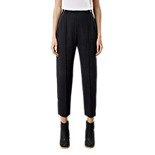 Buy AllSaints Binx Trousers, Ink Online at johnlewis.com