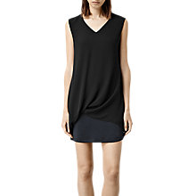 Buy AllSaints Nocturna Dress Online at johnlewis.com