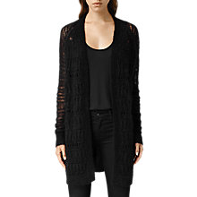 Buy AllSaints Cole Cardigan Online at johnlewis.com