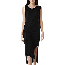Buy AllSaints Riviera Tavi Dress, Black Online at johnlewis.com