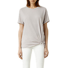 Buy AllSaints Heny Devo T-Shirt Online at johnlewis.com
