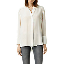 Buy AllSaints Kronta Vik Shirt Online at johnlewis.com
