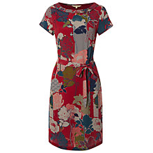 Buy White Stuff Miss You More Dress, Rich Red Online at johnlewis.com