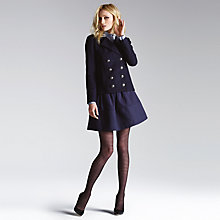 Buy Jonathan Aston Climbers Stripe Tights, Black Online at johnlewis.com