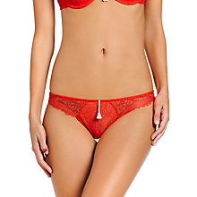 Buy Heidi Klum Intimates Bise Briefs, Bittersweet/Keepsake Lilac Online at johnlewis.com