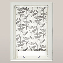 Buy John Lewis Florien Daylight Roller Blind, Steel Online at johnlewis.com