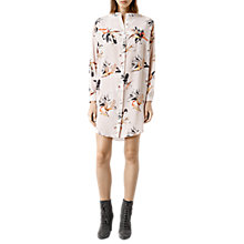 Buy AllSaints Helle Yoro Silk Dress Online at johnlewis.com