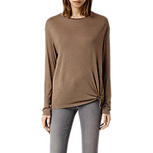 Buy AllSaints Heny Long Sleeve T-Shirt Online at johnlewis.com