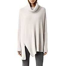 Buy AllSaints Able Roll Neck Jumper Online at johnlewis.com