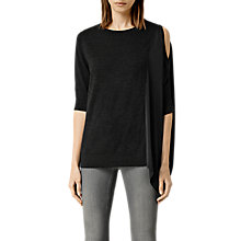 Buy AllSaints Argo Jumper Online at johnlewis.com