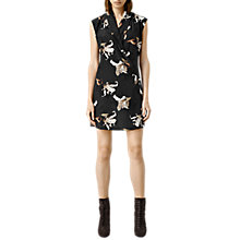 Buy AllSaints Nast Yoro Dress, Night Online at johnlewis.com