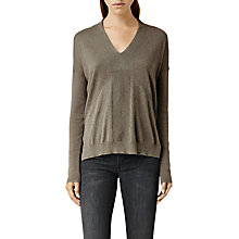 Buy AllSaints Tain Jumper Online at johnlewis.com