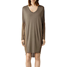 Buy AllSaints Hale Dress Online at johnlewis.com