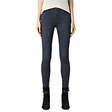 Buy AllSaints Stilt Garment Dye Jeans Online at johnlewis.com