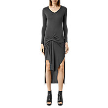 Buy AllSaints Riviera Long Sleeve Dress Online at johnlewis.com