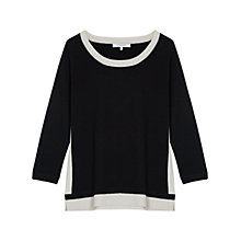 Buy Gerard Darel Bievres Jumper, Black Online at johnlewis.com