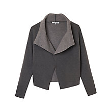 Buy Gerard Darel Blandina Jacket, Grey Online at johnlewis.com