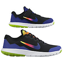Buy Nike Children's Flex Experience 4 Print Running Shoes, Multi Online at johnlewis.com