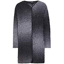 Buy Tommy Hilfiger Dinori Boucle Coat, Medium Grey Heather Online at johnlewis.com