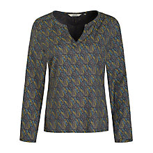 Buy Seasalt Jubilee Rock Top, Heather Seedling Online at johnlewis.com