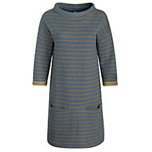 Buy Seasalt Colquite Stripe Tunic Top, Tinten Galley Online at johnlewis.com