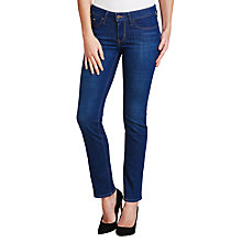 Buy Levi's 712 Mid Rise Slim Jeans, Bay Laurel Online at johnlewis.com