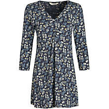 Buy Seasalt Lemon Tunic Top, Blackberries Fathom Online at johnlewis.com
