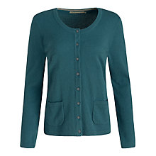 Buy Seasalt Grey Seal Cardigan, Thicket Online at johnlewis.com
