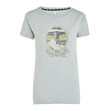 Buy Barbour Bowline Printed T-Shirt Online at johnlewis.com