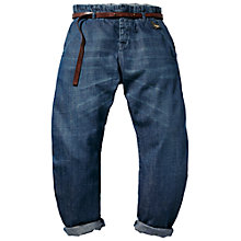 Buy Maison Scotch Belted Jeans, Bananita Online at johnlewis.com