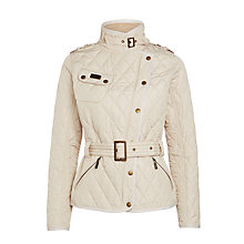 Buy Barbour International Sprint Spring Matlock Quilted Jacket Online at johnlewis.com