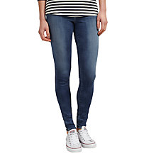 Buy Maison Scotch High Waist Skinny Jeans, Incredible You Online at johnlewis.com
