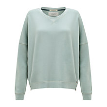 Buy Maison Scotch Zip Detail Sweatshirt Online at johnlewis.com