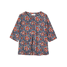 Buy Toast Madhuri Print Top, Indian Floral Online at johnlewis.com