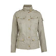 Buy Barbour International Farleigh Casual Jacket, Opal Grey Online at johnlewis.com