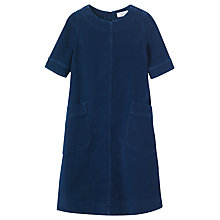 Buy Toast Moleskin Dora Dress, Indigo Online at johnlewis.com