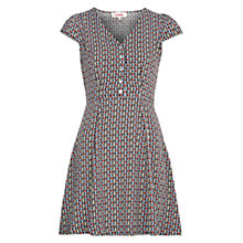 Buy Louche Cathleen Twine Print Dress, Multi Online at johnlewis.com