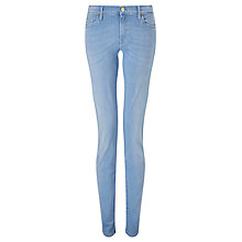 Buy 7 For All Mankind Skinny Slim Illusion Jeans Online at johnlewis.com