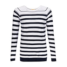 Buy Barbour Chock Stripe Jumper Online at johnlewis.com