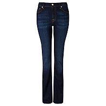 Buy 7 For All Mankind Iconic Bootcut Jeans, New York Online at johnlewis.com