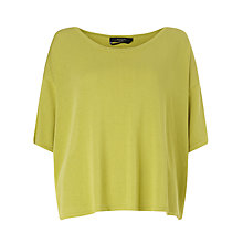 Buy Weekend MaxMara Scrigno Jumper, Yellow Online at johnlewis.com