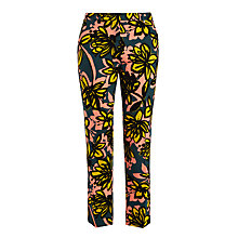 Buy Weekend MaxMara Rubino Printed Trousers, Multi Online at johnlewis.com