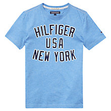 Buy Tommy Hilfiger Boys' Manhattan T-Shirt Online at johnlewis.com