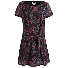 Buy Celuu Cassie Floral Tie Dress, Multi Online at johnlewis.com